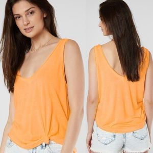 🆕Free People Movement Henry Active Tank Top Sz XS